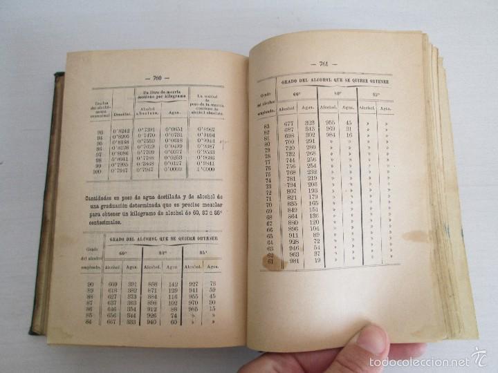 Libros antiguos: PETITORIO - FORMULARIO. MEDICO - FARMACEUTICO. FARMACIAS MILITARES DEL EJERCITO EPAÑOL. 1907 - Foto 19 - 60437991