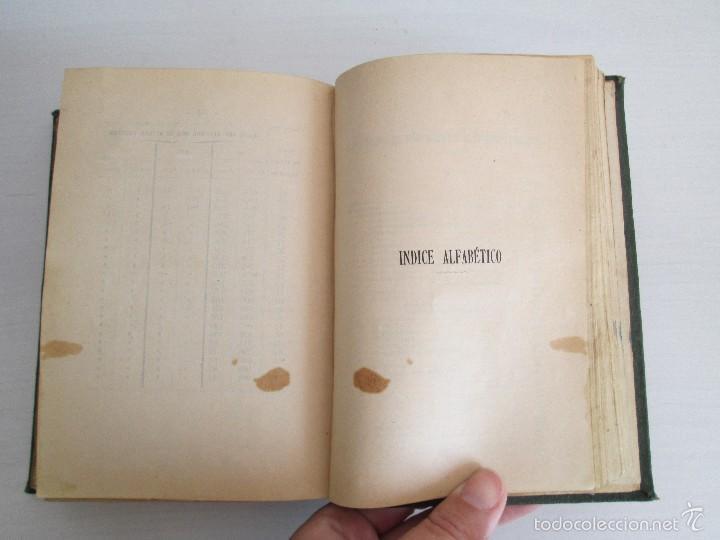 Libros antiguos: PETITORIO - FORMULARIO. MEDICO - FARMACEUTICO. FARMACIAS MILITARES DEL EJERCITO EPAÑOL. 1907 - Foto 20 - 60437991