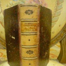Libros antiguos: TRATADO TEÓRICO Y CLÍNICO DE ENFERMEDADES DE MUJERES, DE ANTONIO GOMEZ TORRES. 1ª EDICIÓN 1881.. Lote 62088744