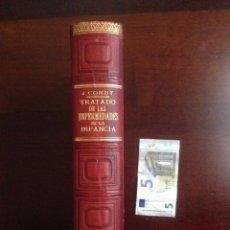 Libros antiguos: TRATADO ENFERMEDADES DE LA INFANCIA, JULIO COMBY. Lote 62729468