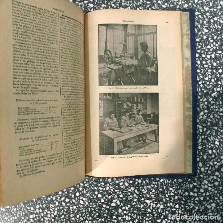 Libros antiguos: Libro antiguo La oficina de farmacia dorvault 1880 bailliere pontes y rosales madrid suplemento - Foto 5 - 62908316