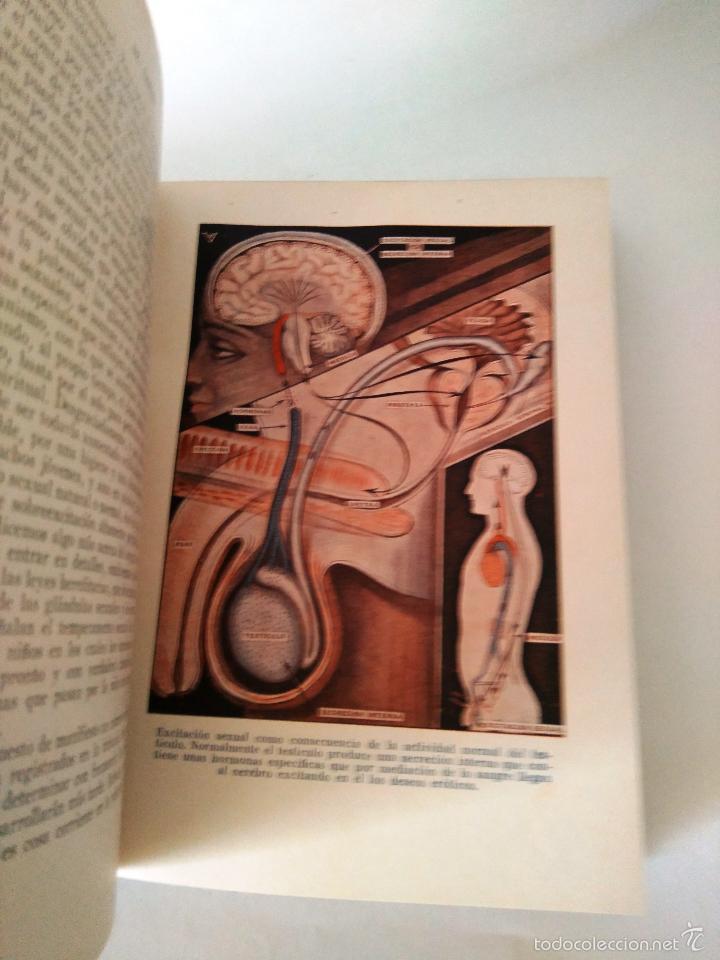 Libros antiguos: GUIA DEL PROBLEMA SEXUAL - DOCTOR VANDER - 1935 - 333 ILUSTRACIONES ORIGINALES - 2ª EDICION - Foto 4 - 62913160