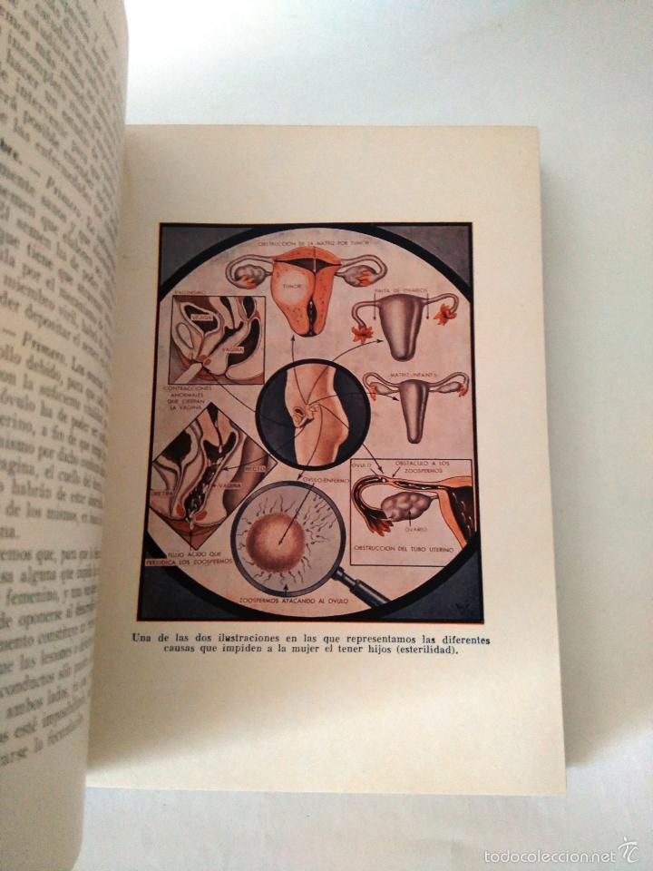 Libros antiguos: GUIA DEL PROBLEMA SEXUAL - DOCTOR VANDER - 1935 - 333 ILUSTRACIONES ORIGINALES - 2ª EDICION - Foto 5 - 62913160