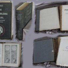 Libros antiguos: DOCTOR VANDER GUÍA DEL PROBLEMA SEXUAL EDICIÓN DE 1935. Lote 68506569