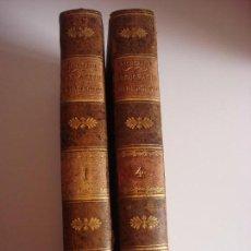 Libros antiguos: NOSOGRAPHIE CHIRURGICALE (2 VOLUMES), ANTHELME RICHERAND, PARIS 1812. Lote 69670461