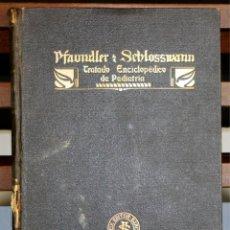 Libros antiguos: 8264 - TRATADO ENCICLOPÉDICO DE PEDIATRIA. TOMO COMPLEM(VER DESCRIP).VV. AA. EDIT. F. SEIX. S/F.. Lote 70521809