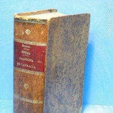 Libros antiguos: BOTICA: LA OFICINA DE FARMACIA.--DORVAULT( 1ª EDI.ESPAÑOLA DE LA 7ª FRANCESA). Lote 73323047