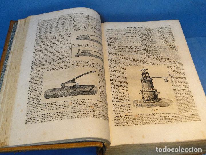 Libros antiguos: BOTICA: LA OFICINA DE FARMACIA.--DORVAULT( 1ª edi.ESPAÑOLA DE LA 7ª FRANCESA) - Foto 4 - 73323047