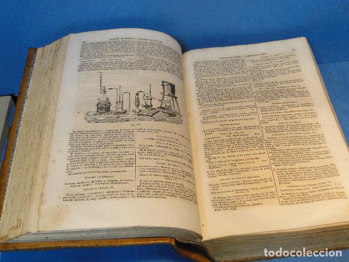 Libros antiguos: BOTICA: LA OFICINA DE FARMACIA.--DORVAULT( 1ª edi.ESPAÑOLA DE LA 7ª FRANCESA) - Foto 6 - 73323047