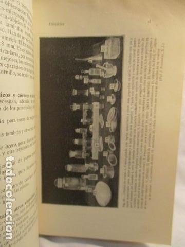 Libros antiguos: CITOLOGÍA, Parte Práctica, Técnica y Observación. - Pujiula,Jaime. - Foto 23 - 73512275