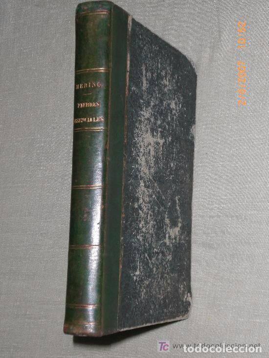 TRATADO GENERAL DE LAS FIEBRES ESENCIALES (1871). (Libros Antiguos, Raros y Curiosos - Ciencias, Manuales y Oficios - Medicina, Farmacia y Salud)