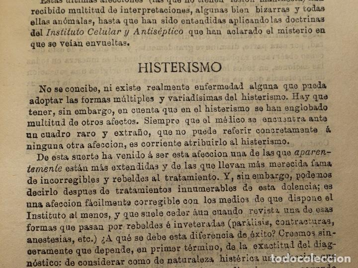 Libros antiguos: LA Medicina popular, 1892.librería de Juan Martinez, Oviedo - Foto 3 - 75908243
