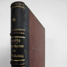Libros antiguos: MANUAL PRÁCTICO DE GINECOLOGÍA Y DE LAS ENFERMEDADES DE LAS MUJERES (1882). LOUIS DE SINÉTY - RARO. Lote 76099603