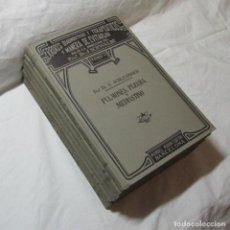 Libros antiguos: 7 VOLÚMENES DE ERRORES DIAGNÓSTICOS Y TERAPÉUTICOS Y MANERAS DE EVITARLOS. Lote 76175051