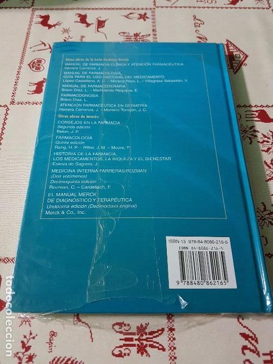 Libros antiguos: Función social de las oficinas de farmacia 1 edición - Foto 2 - 76193123