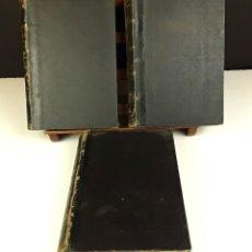 Libros antiguos: TRATADO ENCICLOPÉDICO DE PEDIATRIA. TOMOS I, II Y III(VER DESCRIP). VV. AA. EDIT. F. SEIX. S/F. . Lote 76512955