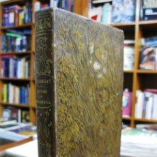 Libros antiguos: ESTUDIOS ELEMENTALES DE HOMEOPATÍA (FRAY ALEJO ESPANET) LIBRO ANTIGUO C. 1860 SIGLO XIX MEDICINA ANT. Lote 78152873