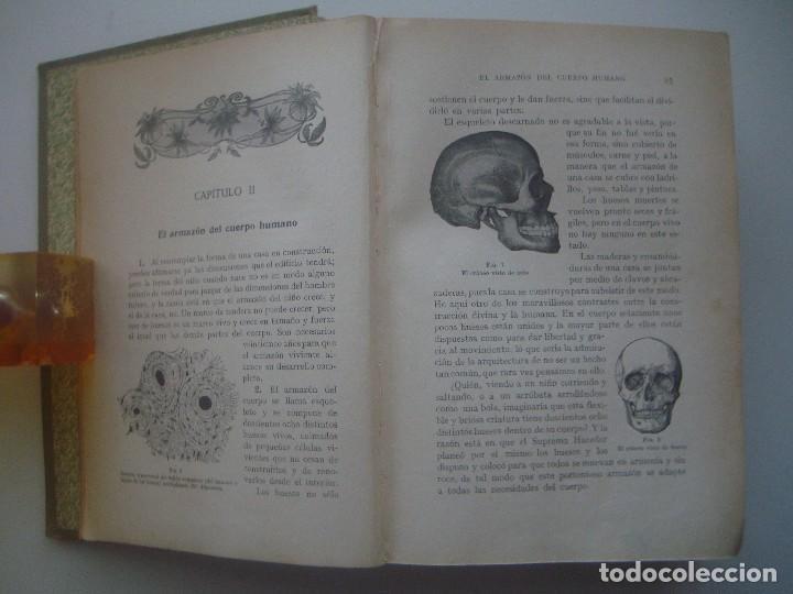 Libros antiguos: LIBRERIA GHOTICA. ROSSITER. GUÍA PRÁCTICA DE LA SALUD. TRATADO ILUSTRADO CON MUCHOS GRABADOS. - Foto 4 - 80296777