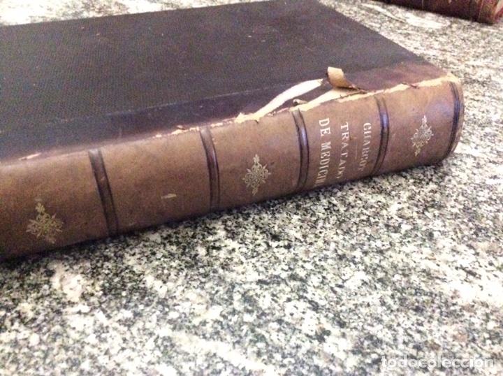 Libros antiguos: Charcot Trtado de Medicina tomo I Patología General Infecciosa - Foto 3 - 80661558