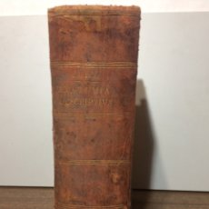 Libros antiguos: ANATOMIA DESCRIPTIVA DON JULIAN CALLEJA Y SANCHEZ 1878. Lote 80860212
