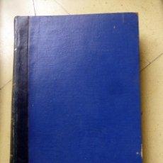Libros antiguos: ELEMENTOS DE DIAGNOSTICO CLINICO POR EL DR JORGE KEMPLERER 1931. Lote 82155476