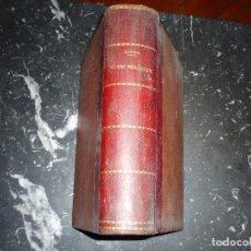 Libros antiguos: LEÇONS DE CHIMIE BIOLOGIQUE NORMALE ET PATHOLOGIQUE A.GAUTIER 1897 PARIS. Lote 82900416