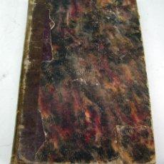 Libros antiguos: MANUAL DEL ESTUDIANTE DE FARMACIA. JOAQUÍN OLMEDILLA Y PUIG. MOYA Y PLAZA 1870. . Lote 84675816
