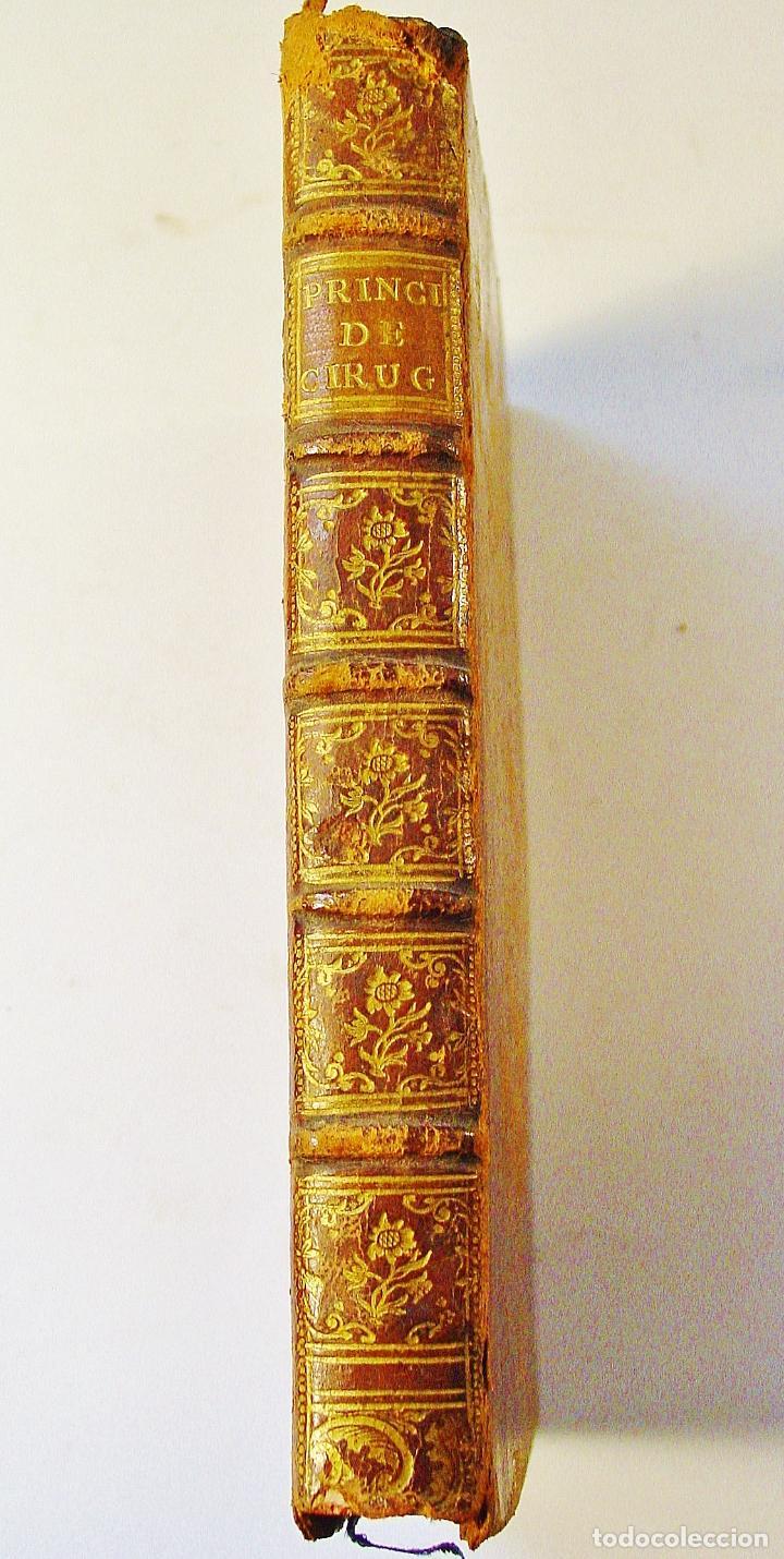 Libros antiguos: PRINCIPIOS DE CIRUGÍA. JORGE DE LA FAYE / JUAN GALISTEO. MADRID. ANTONIO MARIN, AÑO 1761. - Foto 2 - 85830920