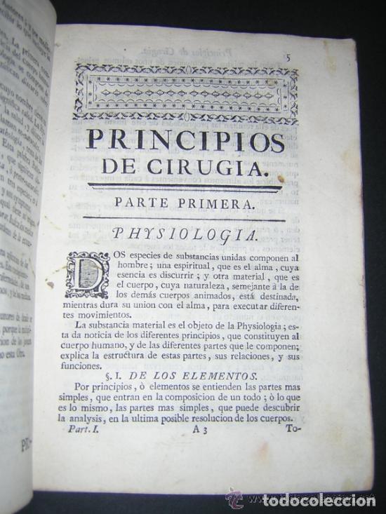 Libros antiguos: PRINCIPIOS DE CIRUGÍA. JORGE DE LA FAYE / JUAN GALISTEO. MADRID. ANTONIO MARIN, AÑO 1761. - Foto 7 - 85830920