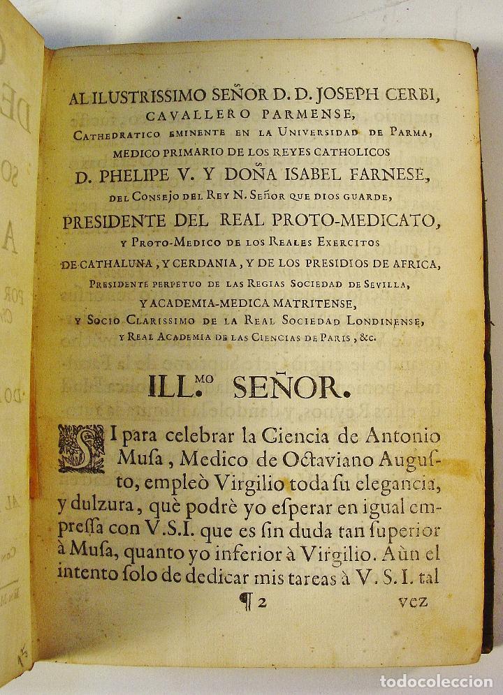 Libros antiguos: CIRUGIA DE HIPPOCRATES, Y SUS COMENTARIOS SOBRE APHORISMOS...ESCRITOS EN ITALIANO POR B. GENGA - Foto 4 - 85991428