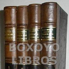 Libros antiguos: BLAS Y MANADA, MACARIO. FORMULARIO DE FARMACIA PRÁCTICA. EXPOSICIÓN POR ORDEN ALFABÉTICO DE LAS DIST. Lote 86584203