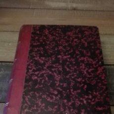 Libros antiguos: REVISTA DE MEDICINA Y CIRUGIA PRACTICAS.D. RAFAEL ULECIA Y CARDONA 1888-1889. Lote 86793288