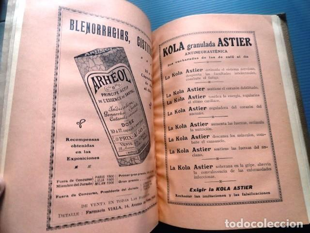 Libros antiguos: LIBRO LAS ENFERMEDADES DE LAS VIAS URINARIAS (MEDICINA, FARMACIA) - Foto 8 - 87651324