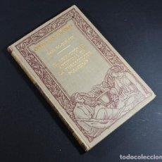 Libros antiguos: COLECCION MARAÑON, DIABETES MELLITUS, FERNANDO FONSECA 1930, 250 PAG ESQUEMA DESPLEGABLE TAPA DURA. Lote 88779144