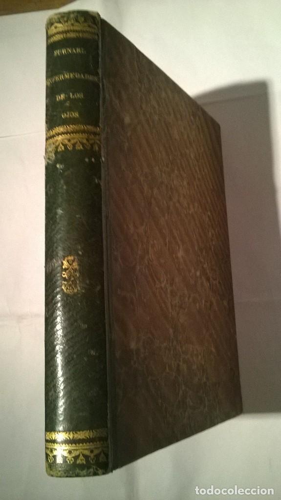 Libros antiguos: TRATADO PRÁCTICO DE LAS ENFERMEDADES DE LOS OJOS - Furnari - 1847 - Foto 2 - 89501384