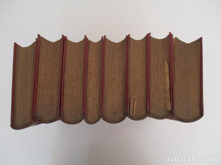 Libros antiguos: Tratado de Terapéutica Aplicada - Alberto Robin - José Espasa Editor - 8 Tomos - Completa - Año 1886 - Foto 32 - 206259152
