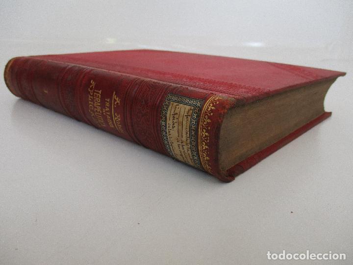 Libros antiguos: Tratado de Terapéutica Aplicada - Alberto Robin - José Espasa Editor - 8 Tomos - Completa - Año 1886 - Foto 6 - 206259152