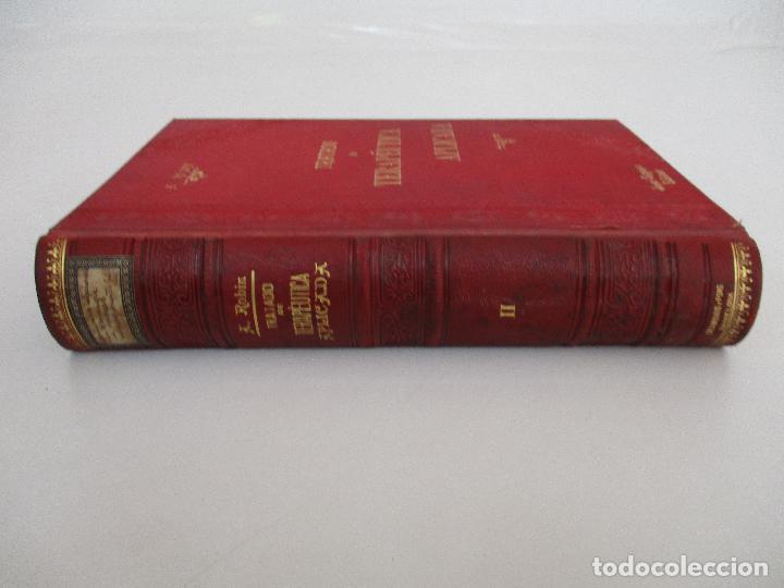 Libros antiguos: Tratado de Terapéutica Aplicada - Alberto Robin - José Espasa Editor - 8 Tomos - Completa - Año 1886 - Foto 18 - 206259152