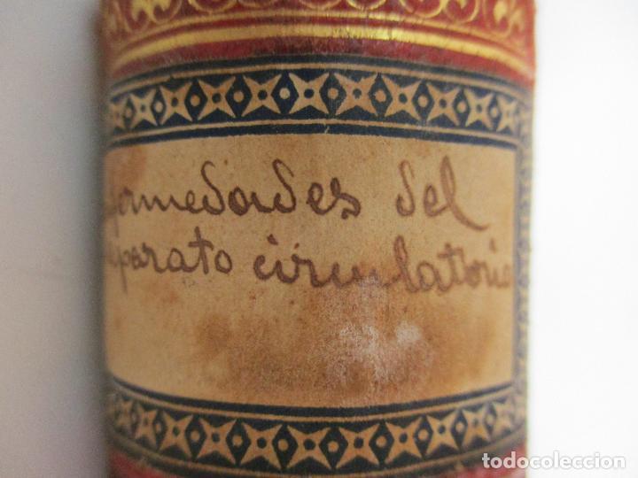 Libros antiguos: Tratado de Terapéutica Aplicada - Alberto Robin - José Espasa Editor - 8 Tomos - Completa - Año 1886 - Foto 17 - 206259152