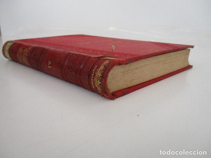 Libros antiguos: Tratado de Terapéutica Aplicada - Alberto Robin - José Espasa Editor - 8 Tomos - Completa - Año 1886 - Foto 60 - 206259152