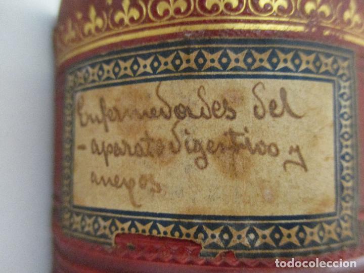 Libros antiguos: Tratado de Terapéutica Aplicada - Alberto Robin - José Espasa Editor - 8 Tomos - Completa - Año 1886 - Foto 10 - 206259152