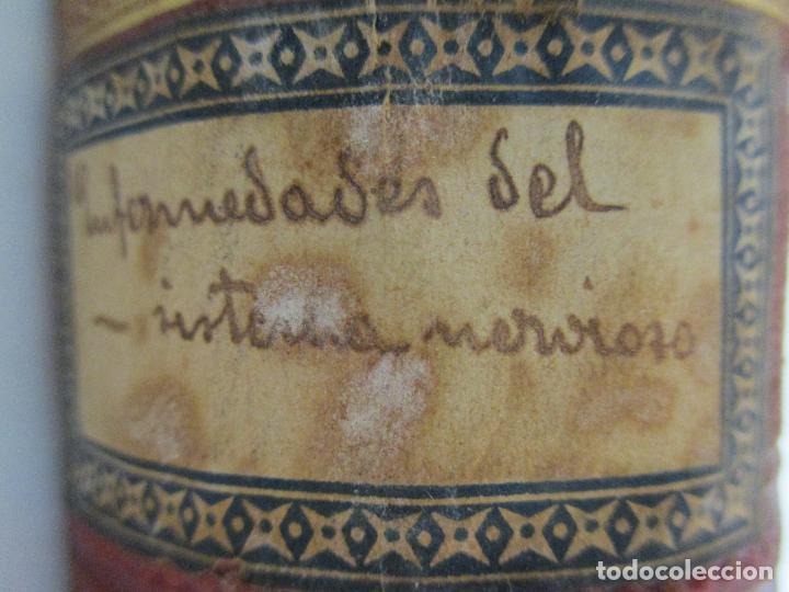 Libros antiguos: Tratado de Terapéutica Aplicada - Alberto Robin - José Espasa Editor - 8 Tomos - Completa - Año 1886 - Foto 40 - 206259152