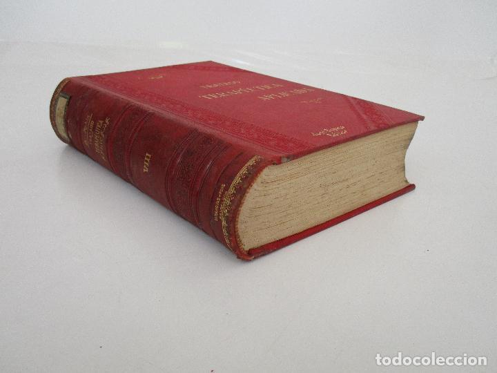 Libros antiguos: Tratado de Terapéutica Aplicada - Alberto Robin - José Espasa Editor - 8 Tomos - Completa - Año 1886 - Foto 35 - 206259152