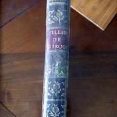 Libros antiguos: OPERACIONES DE CIRUGÍA TOMO II 1788. Lote 90435819