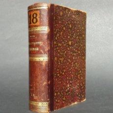 Libros antiguos: 1901 PRÉCIS D'ÉLECTRICITÉ MÉDICALE TECHNIQUE D'ÉLECTROPHYSIOLOGIE - MEDICINA. Lote 90471139