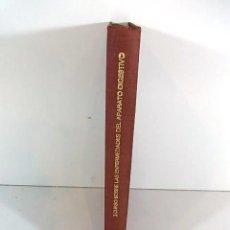 Libros antiguos: I CURSO SOBRE ENFERMEDADES DEL APARATO DIGESTIVO AÑO 1972. Lote 90518090
