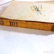 Libros antiguos: LIBRO ANTIGUO DE OTORRINOLARINGOLOGIA PARA MEDICOS Y ESTUDIANTES. Lote 90518450