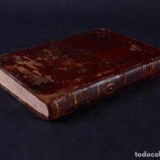 Libros antiguos: DICCIONARIO DE FARMACIA, TOMO PRIMERO, MADRID 1798. Lote 90556225