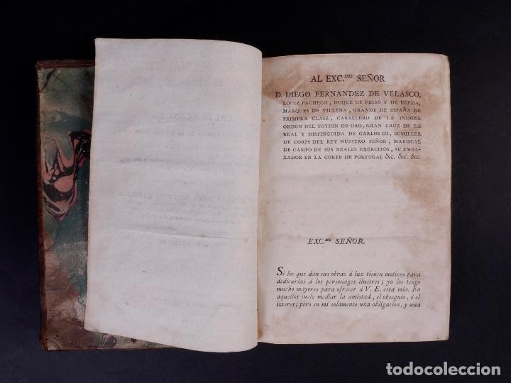 Libros antiguos: DICCIONARIO DE FARMACIA, TOMO PRIMERO, MADRID 1798 - Foto 3 - 90556225
