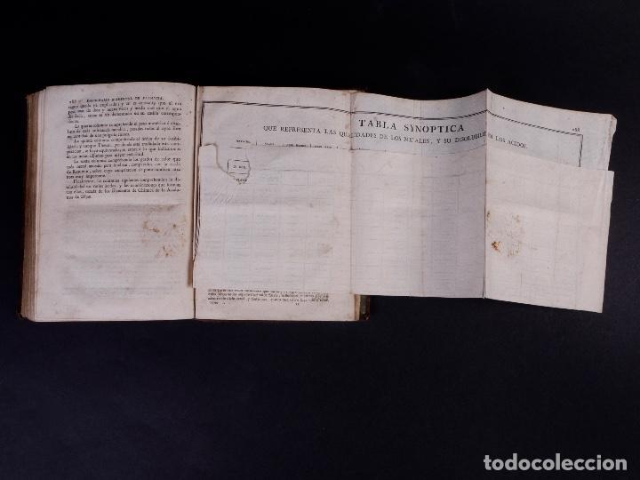 Libros antiguos: DICCIONARIO DE FARMACIA, TOMO PRIMERO, MADRID 1798 - Foto 8 - 90556225